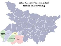 Bihar Assembly Elections 2015: Know all about 2nd phase polls | Bihar Assembly Election 2015: Live Results News Polls Voting