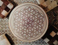 Flower Of Life, Jewelry Art, Mosaic, Symbols, History, Flowers, Pattern, Icons, History Books