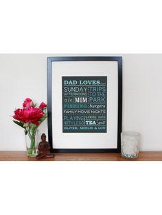 Dad Loves