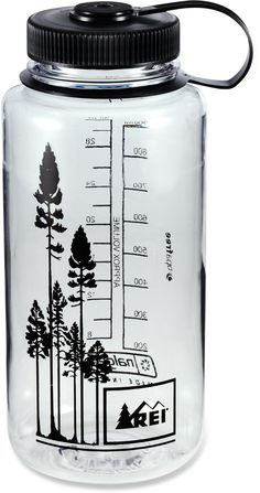 REI Nalgene Everyday Wide-Mouth Loop-Top Water Bottle - 32 fl. oz.