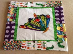 The very hungry caterpillar baby play mat