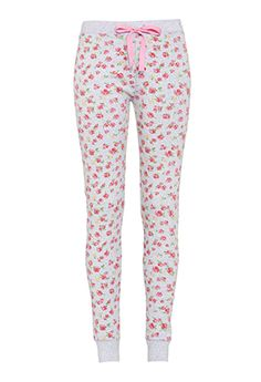 Image for Floral Pointelle Legging from Peter Alexander