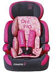Cosatto Zoomi Groups 1, 2, 3 Car Seat - Oopsi Ditsi