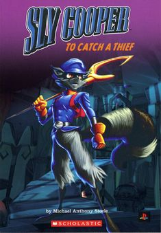 Sly Cooper- To Catch a Thief Cartoon Video Games, Video Game Characters, Le Clan, To Catch A Thief, Fun Games, Awesome Games, Fursuit, Godzilla, Picture Video
