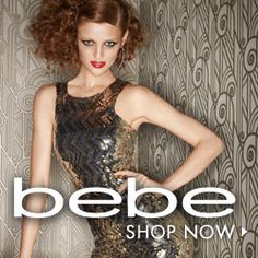 With its distinct line of contemporary women's apparel and accessories, bebe is the brand for women who seek trend-forward and expressive style.