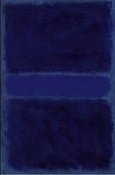 le-poisson-bleu: Mark Rothko