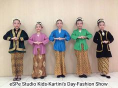 Show time-kartini's Day