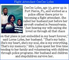 crew of all planes on United Airlines Flight 175, Become A Flight Attendant, Flight 93, We Will Never Forget, Airline Flights, September 11, We Remember, World Trade Center, Call Her
