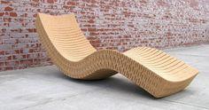 Muebles de corcho, unión de sostenibilidad y diseño.