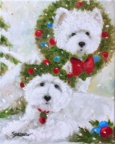 https://i.pinimg.com/236x/19/fe/91/19fe9136df0714df8683f9220a5ce9e2--westie-dog-christmas-paintings.jpg