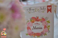meniu-nunta-unicat Tableware, Cake, Floral, Desserts, Food, Tailgate Desserts, Dinnerware, Deserts, Tablewares