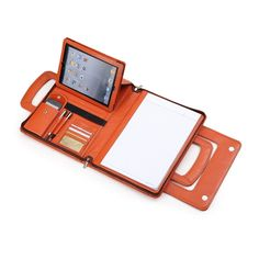 Amazon.com: Briefcase With Handle for iPad 4/iPad 3/iPad 2 and MacBook Laptop 11/ 13 inch: Computers & Accessories