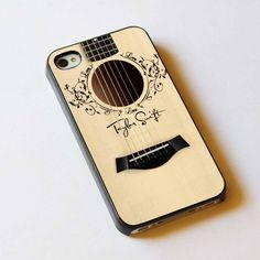 taylor swift i pod 5 cases | taylor swift guitar For Apple Phone, IPhone 4/4S Case, IPhone 5 Case ...