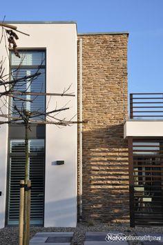 Riante vrijstaande woning strak modern en landelijk de cottagestones zijn hierbij het echt - Deco moderne woning ...