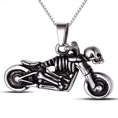 stainless steel motorcycle jewelry bijoux necklace pendant,motorcycle pendant,motorcycle necklace pendant,stainless steel motorcycle pendant