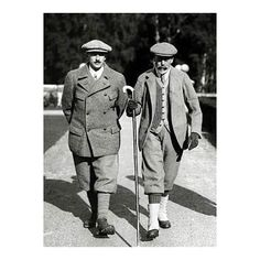 """271 Likes, 2 Comments - A Handful Of Dust (@no_blesse_oblige) on Instagram: """"Tweed styling tips courtesy of King Boris of Bulgaria and King George V. . . . #kinggeorgev…"""""""