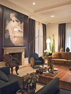 Living Room Art For Large Walls Design, Pictures, Remodel, Decor and Ideas - page 3