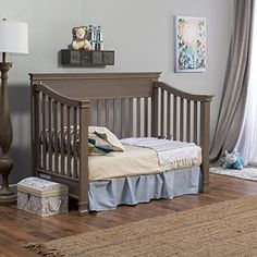 Million Dollar Baby Classic Foothill 4 in 1 Crib Collection