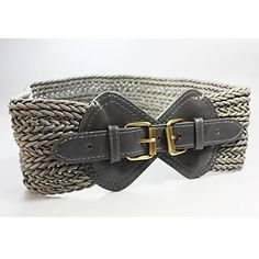 Trendy Knitted Belt(70cm*9cm)