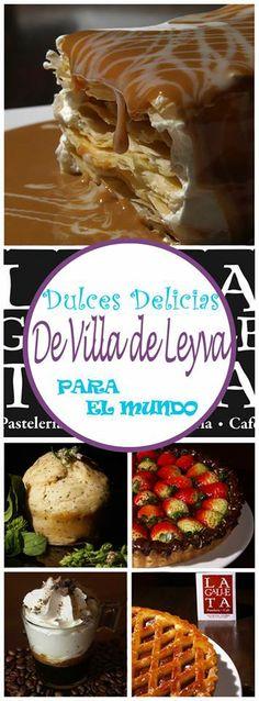 La Galleta Pastelería - Café Pastelería-Café en #VilladeLeyva Boyacá Colombia lagalleta.net