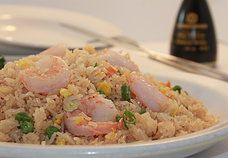 Shrimp Fried Rice Shrimp Fried Rice, Fries, Restaurant, Ethnic Recipes, Food, Meal, Diner Restaurant, Essen, Restaurants