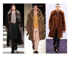 Tendances mode de l'automne-hiver 2015-2016 : La fourrure http://www.vogue.fr/vogue-hommes/mode/diaporama/fwah2015-les-14-tendances-homme-de-lautomne-hiver-2015-2016/18881/carrousel#la-fourrure