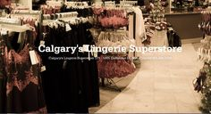 Come and stop by Calgary's lingerie superstore at 179-5005 Dalhousie Dr.NW and avoid the malls this Christmas shopping season! #YYC #YYCLiving #YYCLingerie #Christmas2015
