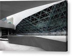 Guangzhou opera house in guangzhou china. Acrylic Print by Denys Siryk Thing 1, Acrylic Sheets, Guangzhou, Got Print, Clear Acrylic, Fine Art America, Opera House, Louvre, China
