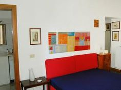 Rome Bright Trastevere 1 Bedroom Apartment Italy, Europe Bright Trastevere 1 Bedroom Apartment is perfectly located for both business and leisure guests in Rome. Offering a variety of facilities and services, the hotel provides all you need for a good night's sleep. To be found at the hotel are family room, elevator. Comfortable guestrooms ensure a good night's sleep with some rooms featuring facilities such as air conditioning, refrigerator, shower, washing machine. The hotel...
