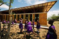 Gallery of Community Primary School for Girls / Orkidstudio - 9