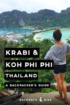 Thailand is known for its stunning beaches, wild parties, and tasty food. Here's everything you need to know about visiting Krabi & Koh Phi Phi on a budget!