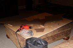 Making batman props