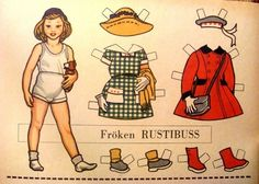 Froken rustibuss