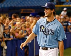 Tampa Bay Rays Wil Myers - In Myers, swagger comes as natural as talent.   Rays outfielder displaying confidence while breaking out in big leagues...more