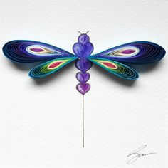 """Sena Runa """"Everything has beautybut not everyone sees it"""" -Confucious Quilling Butterfly, Quilling Work, Quilling Paper Craft, Paper Crafts, Butterflies, Reverse Graffiti, Rolled Paper Art, Quilling Designs, Quilling Ideas"""