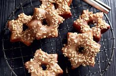 Donuts estrelados (Foto: Oliver Brachat/Stockfood/LatinStock)