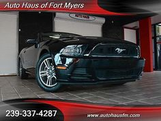 eBay: 2013 Ford Mustang Base Convertible 2-Door We Finance & Ship Nationwide Fully Serviced 1 Owner… #fordmustang #ford usdeals.rssdata.net