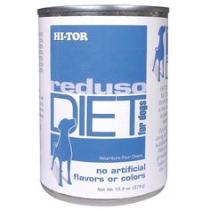HI-TOR REDUSO DIET CANNED DOG FOOD REDUSO 13.2 OUNCE -- Read more at the image link. (This is an Amazon affiliate link)