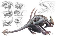 Concept Artist at Turtle Rock Studios                                                                                                                                                                                 More
