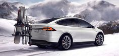Tesla electric car maker unveiled Model X, the safest, fastest and most capable sport utility vehicle. Tesla Model X electric SUV features standard all-wheel… Tesla Model X, Tesla Motors, Safest Suv, Electric Crossover, Val D'isère, Automobile, E Mobility, New Tesla, Shopping