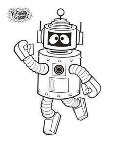 Personalized custom printable coloring sheet shabby chic find this pin and more on crafts plex coloring page from yo gabba thecheapjerseys Choice Image