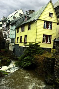 Monshau, West Germany Copyright: Kevin Crouch