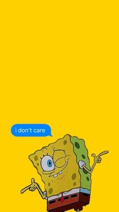 SpongeBob wallpaper - I don& care about SpongeBob wallpaper - . - SpongeBob wallpaper – I don& care about SpongeBob wallpaper – - Iphone Wallpaper Vsco, Cartoon Wallpaper Iphone, Trippy Wallpaper, Disney Phone Wallpaper, Mood Wallpaper, Iphone Background Wallpaper, Aesthetic Pastel Wallpaper, Cute Cartoon Wallpapers, Spongebob Iphone Wallpaper