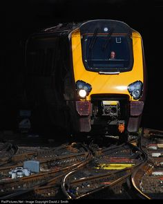 RailPictures.Net Photo: Arriva Cross Country Class 221 at Birmingham, United Kingdom by David J. Smith