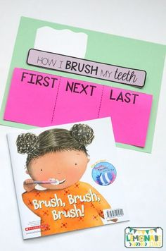 February is Dental Health Month! These dental health activities, children's book suggestions, and dental health crafts are perfect for teaching and getting your students excited about taking proper ca Kindergarten Activities, Toddler Activities, Preschool Activities, Kindergarten Freebies, Health Unit, Kids Health, Children Health, Health Tips, Health Care