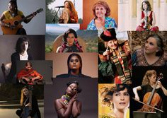 IWD2018 Playlist - Part 3 (K-O) Ladies Day, Female, Celebrities, Artist, Women, Celebs, Foreign Celebrities, Artists, Famous People