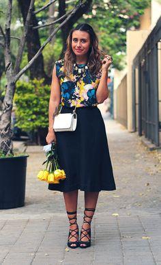 Parabéns pra essa linda! Carol Burgo ~ Small Fashion Diary