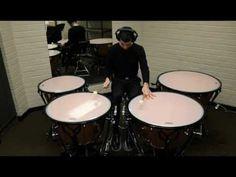 Excerpts on Acoustic Percussion Instruments (Cirque du Soleil)