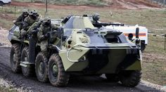 """Special Purpose Unit of the Internal Forces """"Vityaz"""". It was assigned specifically to counter-terrorism duties, but was trained to deal with civil unrest, prison rebellions and mutinies of regular army units. Apc, Military Vehicles, Prison, Monster Trucks, The Unit, Tanks, Wheels, Counter, Purpose"""
