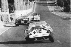 Vintage Racing, Vintage Cars, Vintage Auto, Honda Cb750, My Dream Car, Dream Cars, Lamborghini Gallardo, Maserati, Ferrari
